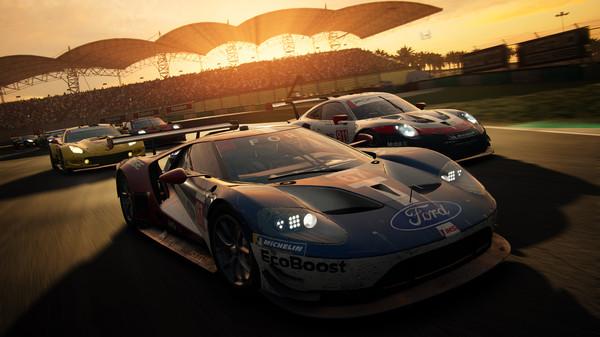 скриншот Race Driver: GRID (2008) 6