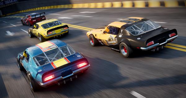 скриншот Race Driver: GRID (2008) 2