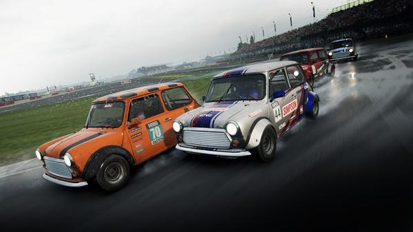 скриншот Race Driver: GRID (2008) 8