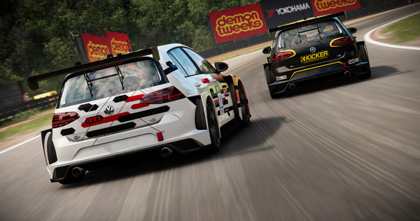 скриншот Race Driver: GRID (2008) 1