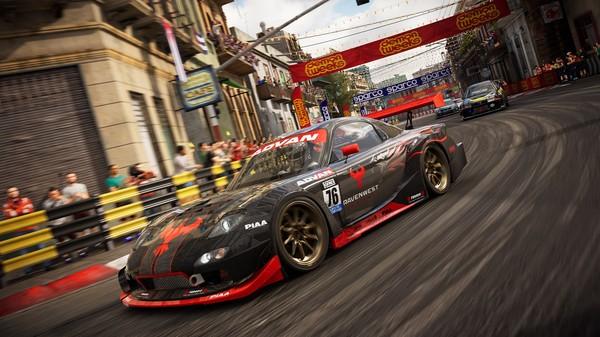 скриншот Race Driver: GRID (2008) 5
