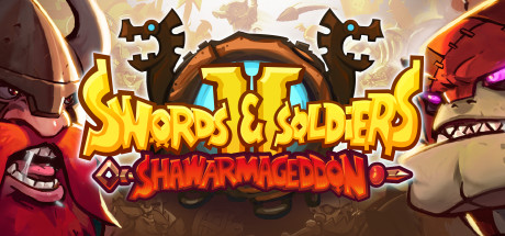 Swords and Soldiers 2 Shawarmageddon [PT-BR] Capa