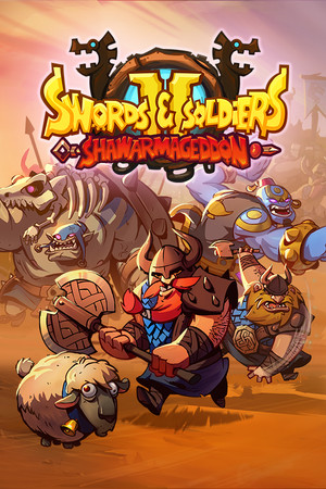 Swords and Soldiers 2 Shawarmageddon poster image on Steam Backlog
