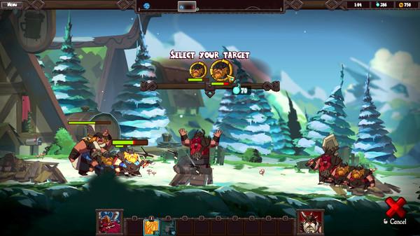 Screenshot of Swords and Soldiers 2 Shawarmageddon
