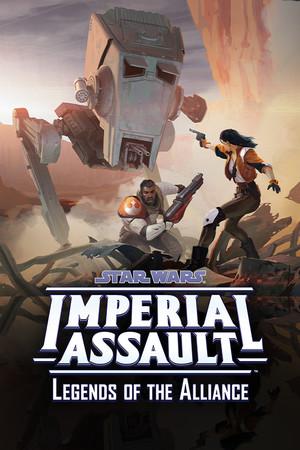 Star Wars: Imperial Assault - Legends of the Alliance poster image on Steam Backlog