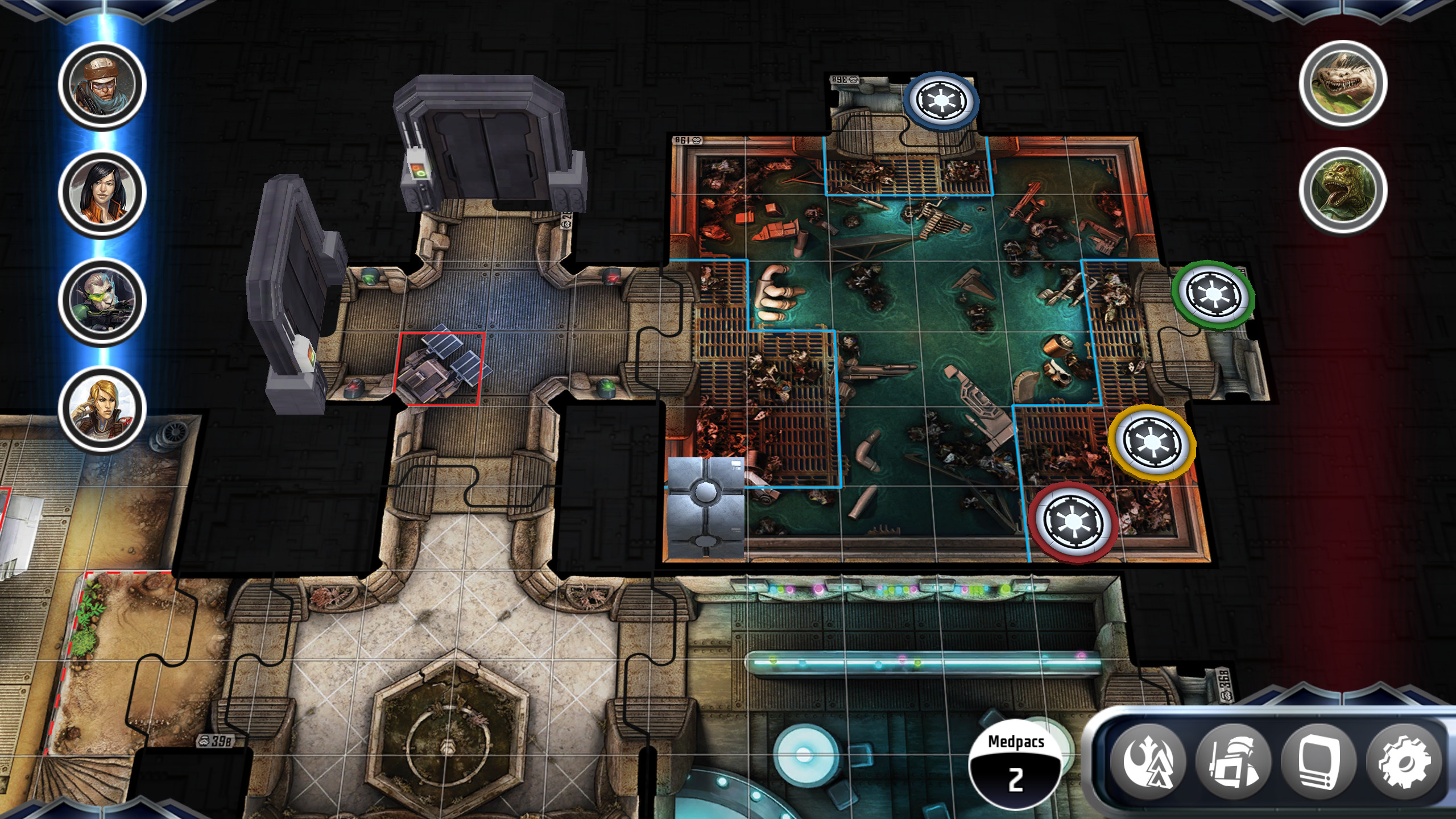 What's On Steam - Star Wars: Imperial Assault - Legends of
