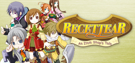 Купить Recettear: An Item Shop's Tale