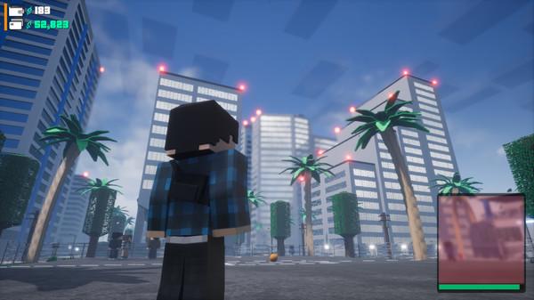 "BLOCK WARRIORS: ""Open World"" Game Image 1"