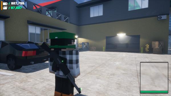 "BLOCK WARRIORS: ""Open World"" Game Image 7"