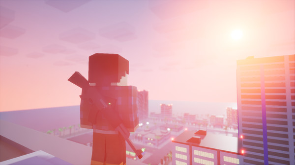 "BLOCK WARRIORS: ""Open World"" Game Image 3"