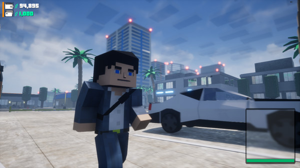 "BLOCK WARRIORS: ""Open World"" Game Image 2"