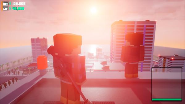 "BLOCK WARRIORS: ""Open World"" Game Image 0"