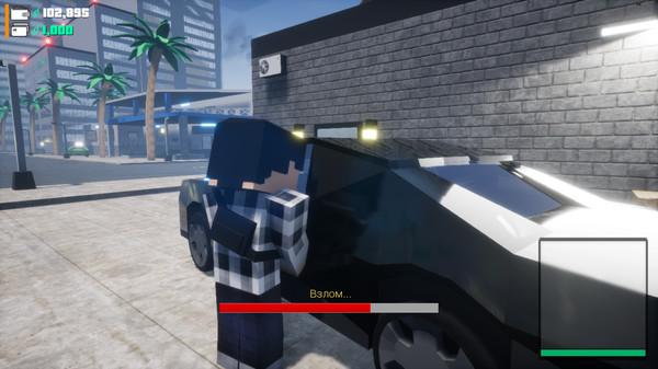 "BLOCK WARRIORS: ""Open World"" Game Image 6"