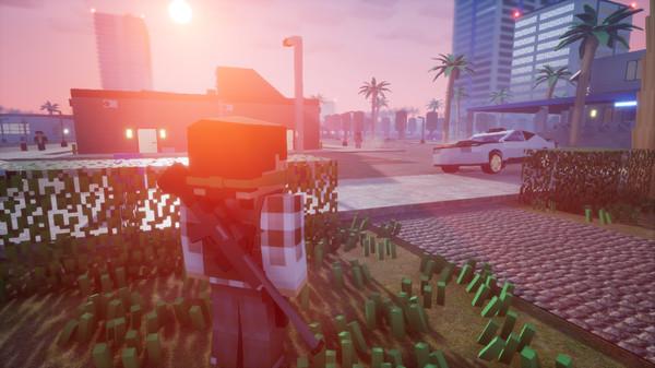 "BLOCK WARRIORS: ""Open World"" Game Image 4"