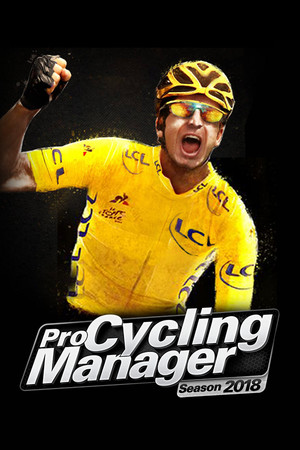 Pro Cycling Manager 2018 poster image on Steam Backlog