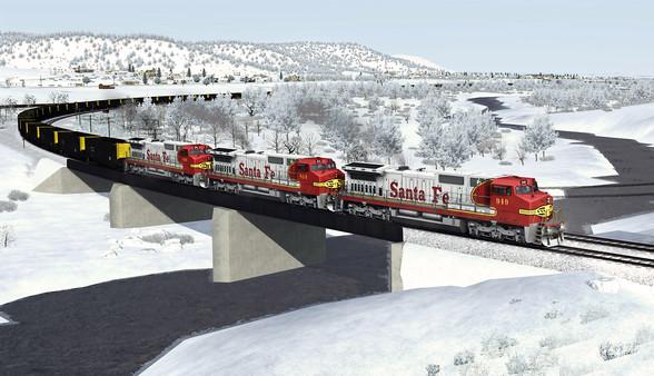 скриншот Train Simulator: Raton Pass: Trinidad - Raton Route Add-On 3