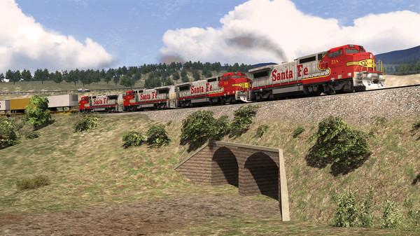скриншот Train Simulator: Raton Pass: Trinidad - Raton Route Add-On 5