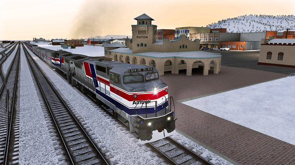 скриншот Train Simulator: Raton Pass: Trinidad - Raton Route Add-On 4