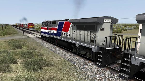 скриншот Train Simulator: Raton Pass: Trinidad - Raton Route Add-On 2
