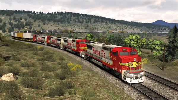 скриншот Train Simulator: Raton Pass: Trinidad - Raton Route Add-On 0