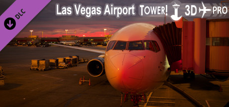 Las Vegas International  [KLAS] airport for Tower!3D Pro