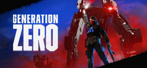 Generation Zero cover art