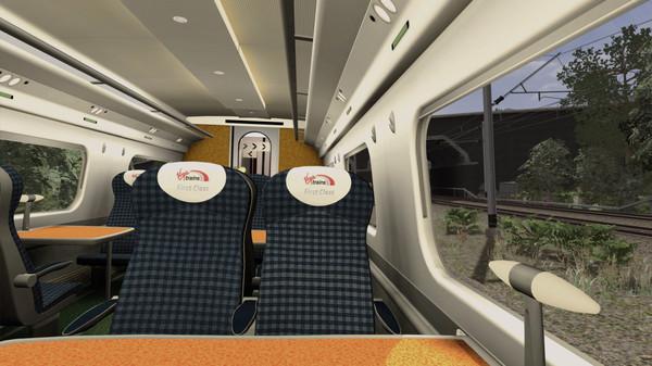 скриншот Train Simulator: Virgin Trains BR Class 390 'Pendolino' EMU 3
