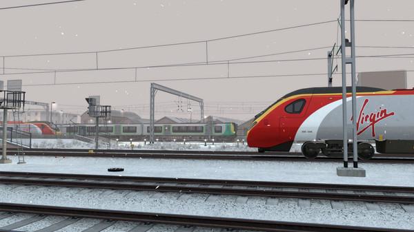 скриншот Train Simulator: Virgin Trains BR Class 390 'Pendolino' EMU 1