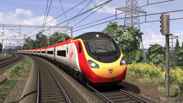 скриншот Train Simulator: Virgin Trains BR Class 390 'Pendolino' EMU 5