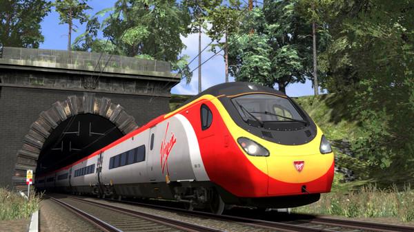 скриншот Train Simulator: Virgin Trains BR Class 390 'Pendolino' EMU 0