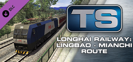 Train Simulator: Longhai Railway: Lingbao - Mianchi Route Add-On