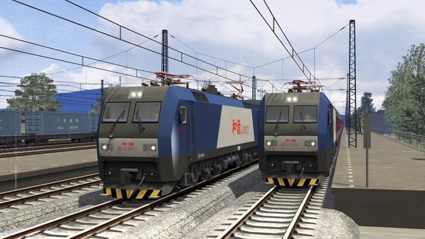 скриншот Train Simulator: Longhai Railway: Lingbao - Mianchi Route Add-On 2