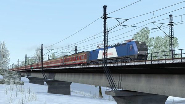 скриншот Train Simulator: Longhai Railway: Lingbao - Mianchi Route Add-On 5