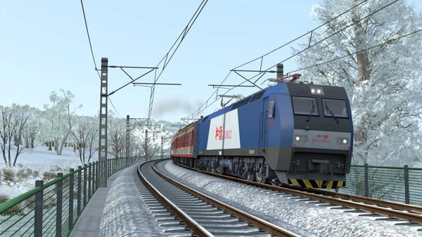 скриншот Train Simulator: Longhai Railway: Lingbao - Mianchi Route Add-On 1