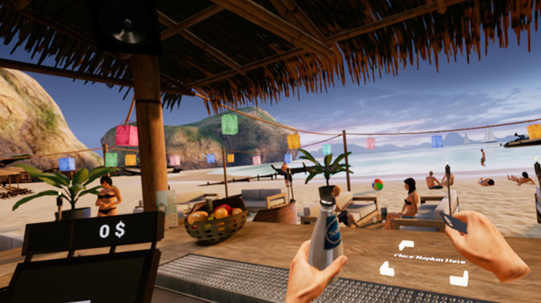 Bartender VR Simulator 15