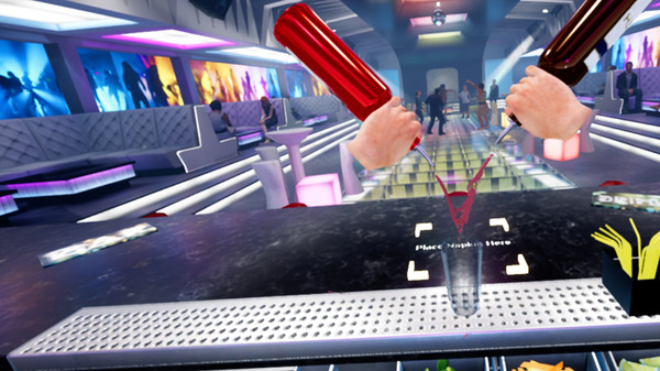 Bartender VR Simulator 12