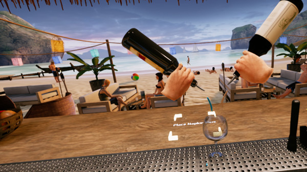 Bartender VR Simulator 17