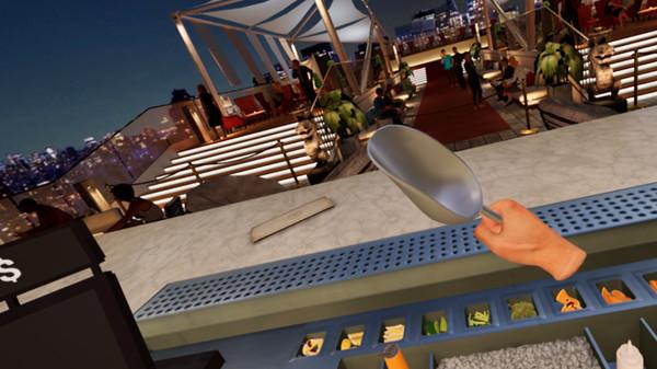 Bartender VR Simulator 19