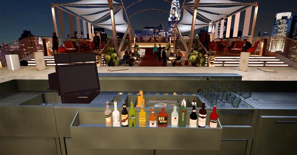 Bartender VR Simulator 11