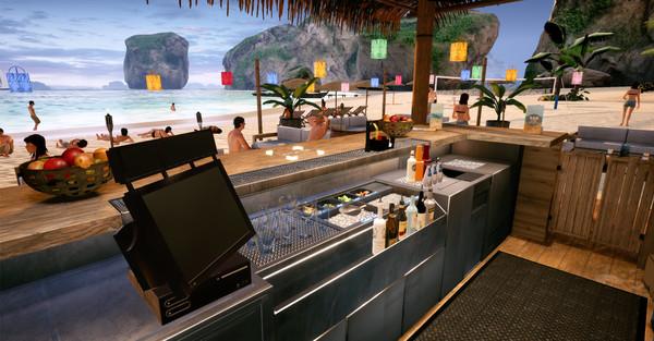 Bartender VR Simulator 5