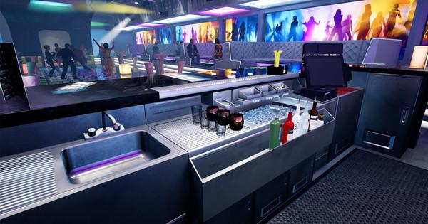 Bartender VR Simulator 2