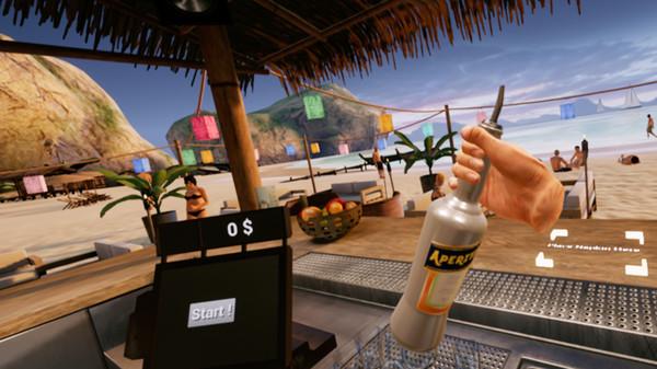 Bartender VR Simulator 16