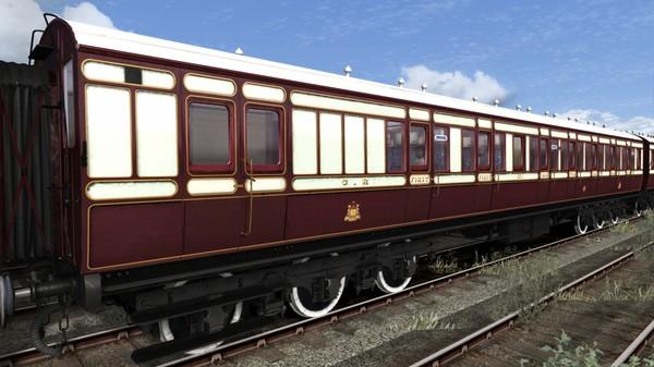 скриншот TS Marketplace: Caledonian Railway 65ft Grampian Coach Pack Add-On 5