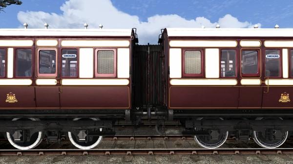 скриншот TS Marketplace: Caledonian Railway 65ft Grampian Coach Pack Add-On 2