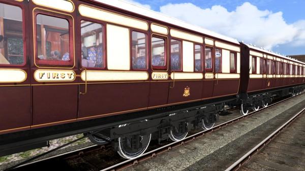 скриншот TS Marketplace: Caledonian Railway 65ft Grampian Coach Pack Add-On 4