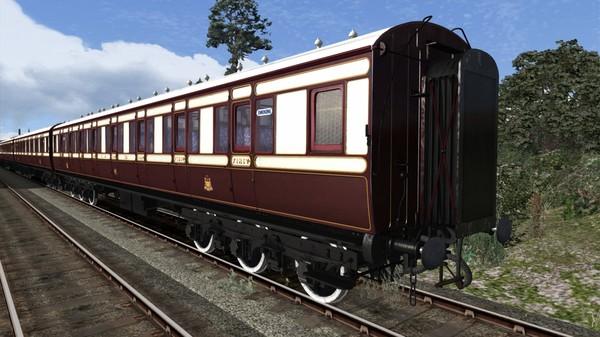 скриншот TS Marketplace: Caledonian Railway 65ft Grampian Coach Pack Add-On 1