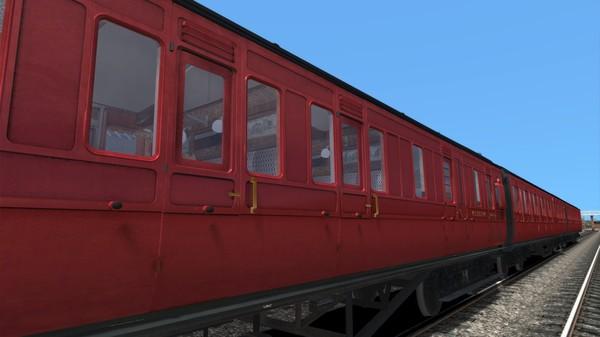 скриншот TS Marketplace: LMS Period 1 Non-Corridor Coach Pack BR Maroon 2