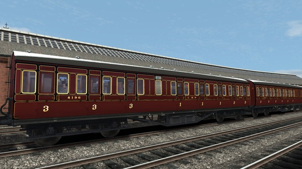 TS Marketplace: LMS Period 1 Non-Corridor Coach Pack Early Add-On (DLC)