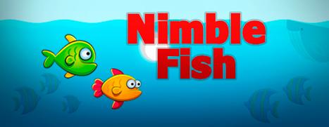 Nimble Fish - 小鱼跳跳跳