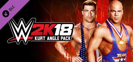 WWE 2K18 - Kurt Angle Pack